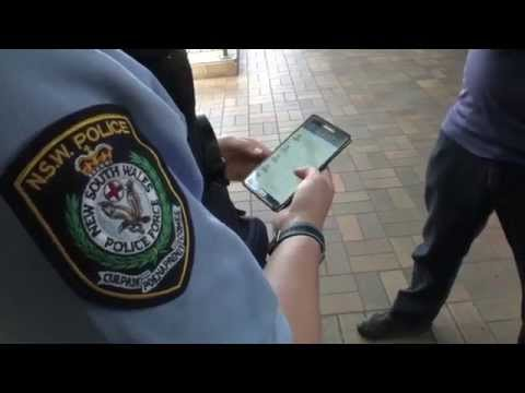 NSW Police launch pilot program of mobile devices; representing new era in real-time policing