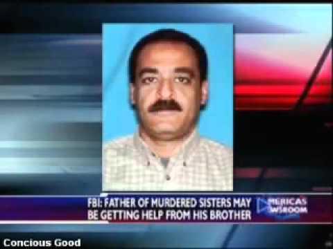 MUSLIM KILLS OWN TEEN GIRLS
