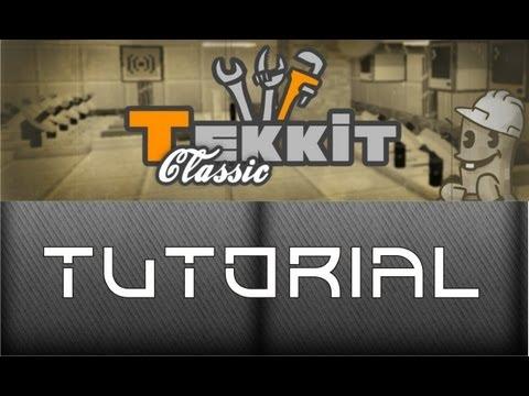 Tekkit Classic For Beginners - Nuclear Reactors