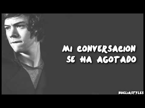 Torn - One Direction Lertra Español video