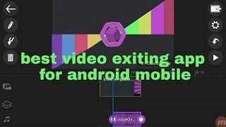Best Video Editing Apps for Android 2017-(bangla)