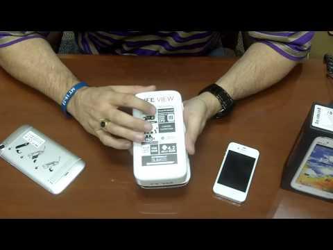 Good Prepaid Phones | BLU Life View Review - BLU work on Solavei?