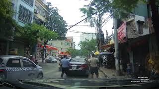 Những hành động đẹp của hai lái xe khi va chạm giao thông sảy ra - Camera hành trình