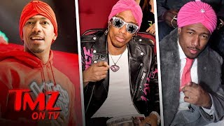 Nick Cannon's Turban Not A Problem At Fox | TMZ TV