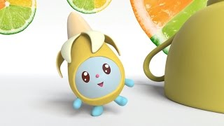 Малышарики - Новые серии - Мандарин (74 серия) Обучающие мультики  для малышей 1,2,3,4 лет