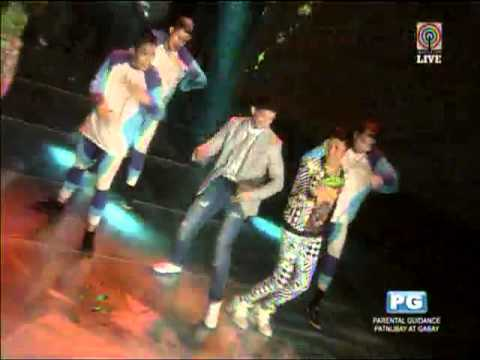 'asap' Stars, Vice Ganda Dance 'whoops Kiri' video