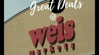 Weis Markets: Check Us Out!