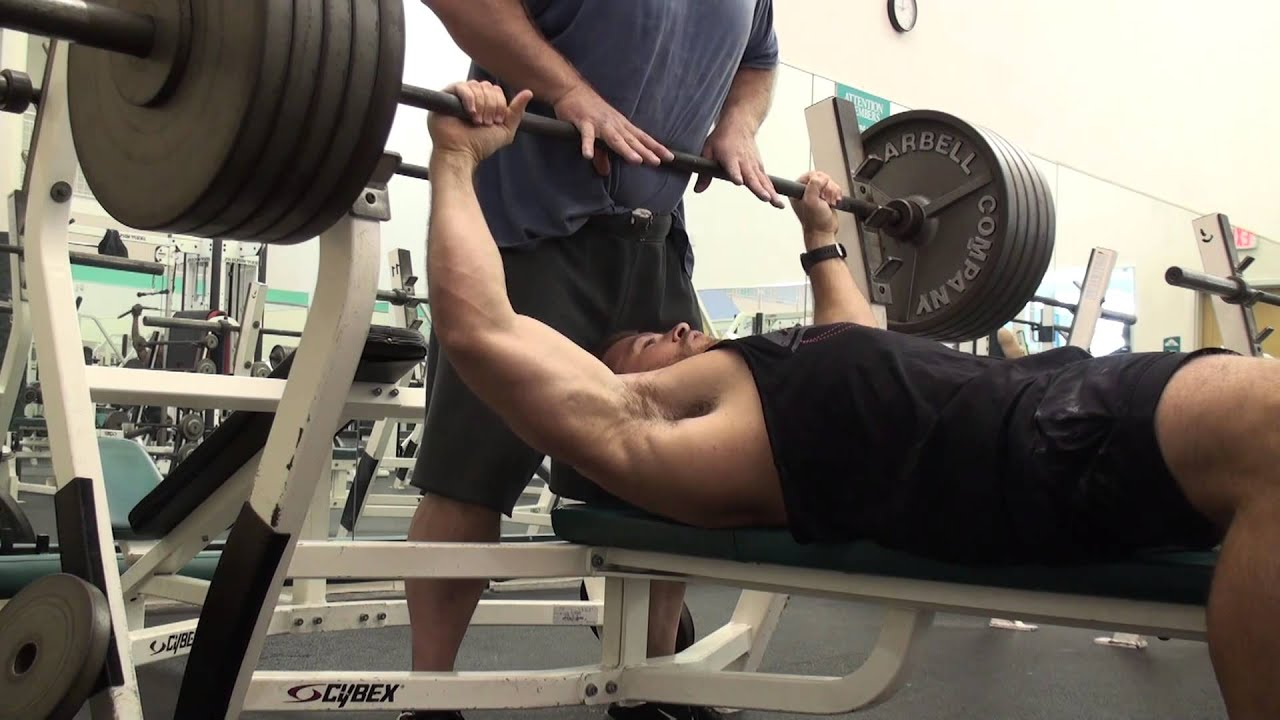 braden smith bench press - photo #40