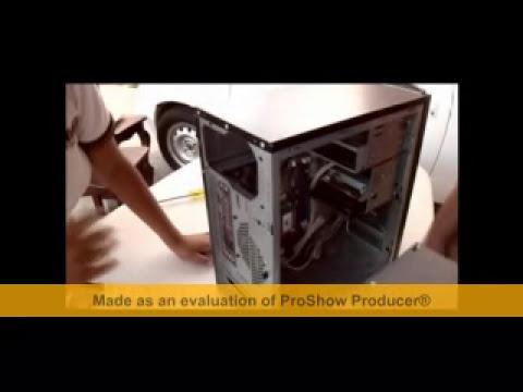 Ensamble de un CPU