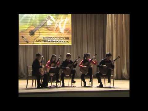 Бах Иоганн Себастьян - Английская сюита №3 (Гавот №1)