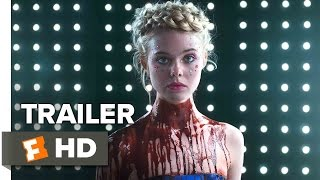 Video clip The Neon Demon Official Trailer #1 (2016) - Elle Fanning, Keanu Reeves Horror Movie HD