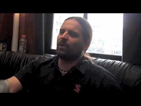 Sepultura - Andreas Kisser interview 2011 (1 of 6)