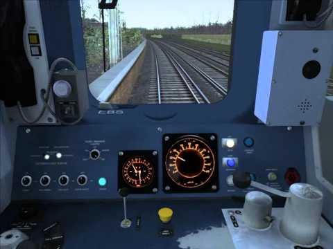 West Norwood to London Bridge (TS2015)