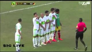 أهداف مباراة الجزائر - اثيوبيا 3-3 كاملة بتعليق حفيظ دراجي 30/03/2016