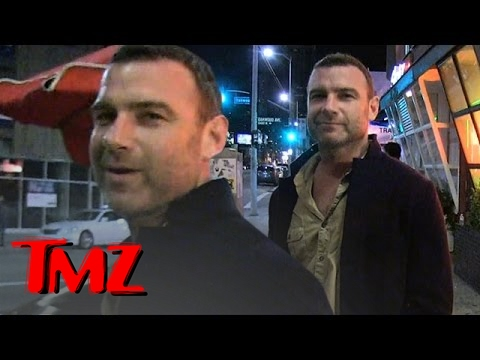 Liev Schreiber: Is The Fanny Pack Making A Comeback?