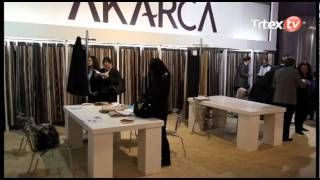Akarca Tekstil - Heimtextile 2012 Trtex TV