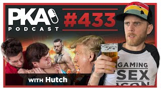 PKA 433 w/ Hutch - Twitch vs YouTube, Connor McGregor vs Khabib, Man Goes Wild over Crushed Chips