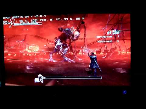 Gameplay DmC: Devil May Cry +GTX680+i73770K+Logitec Z906