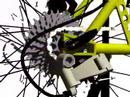 3D model mountain bike RB created in Autocad 2008