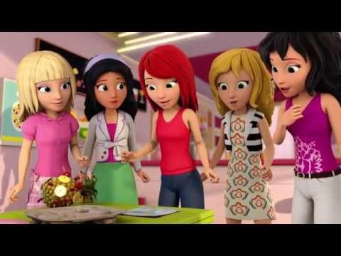 LEGO® Friends - Подружки из Хартлейк Сити - Серия 5 Дилемма Эммы