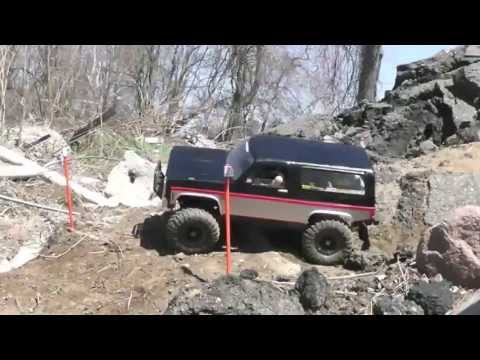 RC Madness Scale Crawling Comp -- April