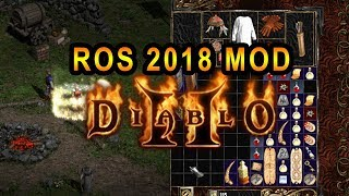 Fan Made Expansion Mod DLC for Diablo 2 Reaper of Souls 2018 Ver
