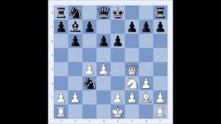 Queen's Indian Defense_  Becker vs Fuss - Vienna 1933