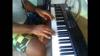 teclado harmonia do samba