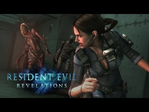 Resident Evil Revelations Infernal Mode trailer