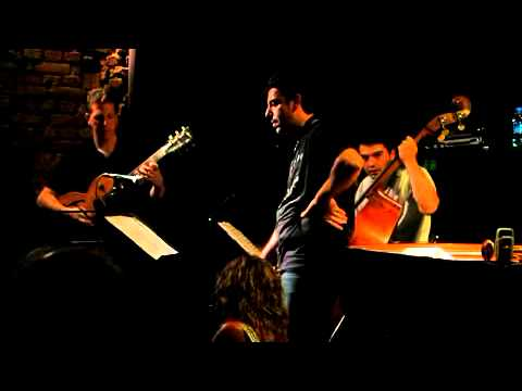 Dave Allen Quartet @ Nardis Jazz Club  - Slipping Glimpser