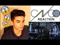 THIS IS CRAZY GOOD!!!! CNCO Quisiera REACTION -