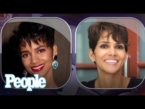 Halle Berry's Changing Looks! - PEOPLE