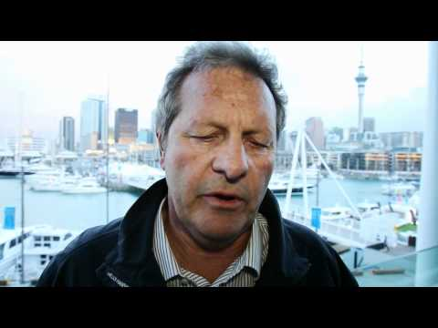 Greg Elliott: Interview on 2012 Olympic Games and Auckland Weather