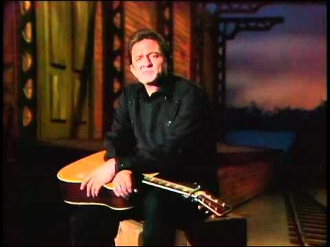 Johnny Cash - America (Live The Johnny Cash TV Show 1969)