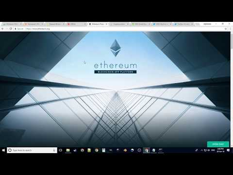 Ethereum Mining Tutorial in Hindi - How to Mine Ethereum with GTX 1050 Ti [2018]