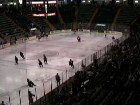 Adirondack Phantoms home opener Video