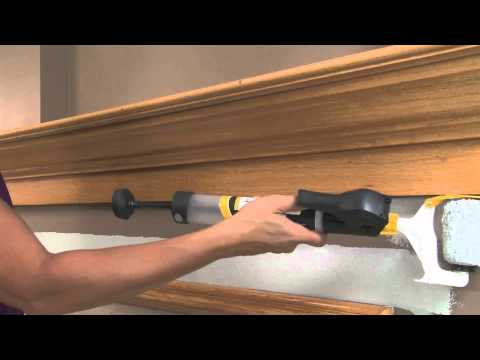 Interior Painting Tips with the Wagner SMART Edge Roller