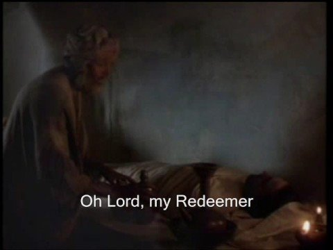 The Christ - Oh Lord My Redeemer