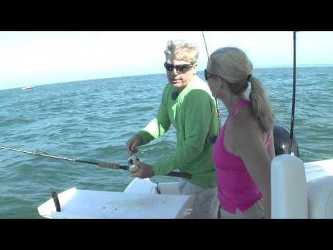 New England Boating - New Bedford, MA: Fishing for Black Sea Bass