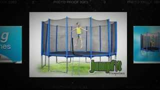 12ft Trampoline Pads 30mm Double Thickness