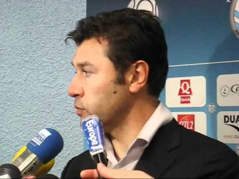 Tours - Reims, Hubert Fournier, par Respect Sport.wmv