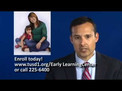 TUSD1 - Dr. Sánchez Introduces the Early Learning Centers