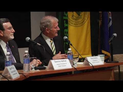 Universities & Colleges as Economic Drivers Forum at Clarkson University