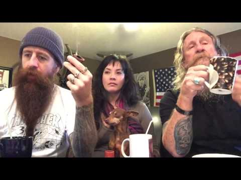 Luckman Rich Latakia coffee pairing with Paul's Pipes