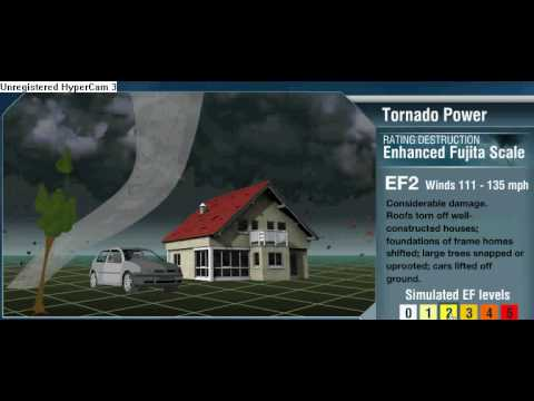 Tornado Simulation YouTube