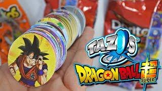 Colección Completa Tazos Dragon Ball Super, Classics y Gold & Silver de Sabritas