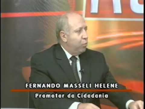 Promotor Dr. Fernando Masseli Helene