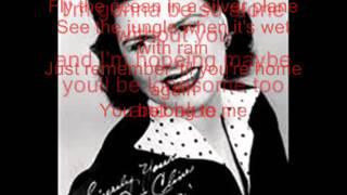 Watch Patsy Cline You Belong To Me video