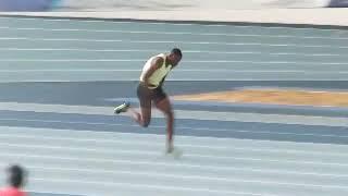 Ojie Edoburun Training 60m