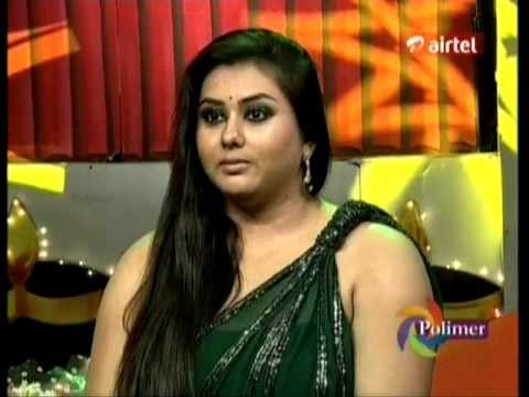 Namitha Showing Her Huge Clevage At Tv Show video